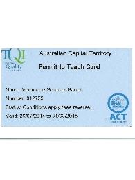 Australian TQI