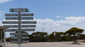 Eucla, Australie-Occidentale