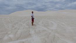 Lancelin Sand Dunes, Lancelin, Australie-Occidentale