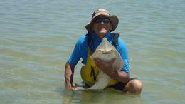 Big Lagoon, Denham, Australie-Occidentale