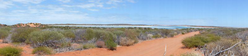 Little Lagoon, Denham, Australie-Occidentale