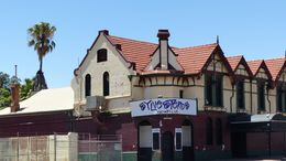 Kalgoorlie Australie-Occidentale