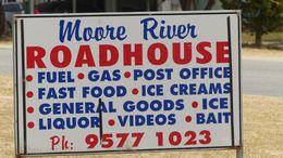 Moore River, Australie-Occidentale