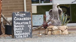 Cocklebiddy, Australie-Occidentale