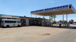 Billabong Roadhouse, Meadow, Australie-Occidentale