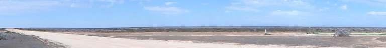 Nullarbor Roadhouse, Old Eyre Highway, Nullarbor Australie-Méridionale
