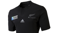 All Black Jersey 2015