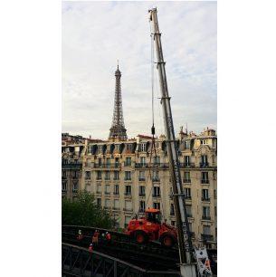 Travaux Paris