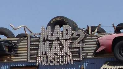 Mad Max 2 Museum - Silverton