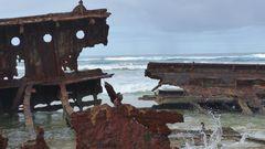 Maheno Fraser - Island