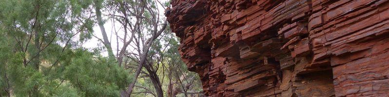 Karijini National Park, Karijini, Australie-Occidentale