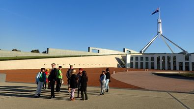 Parliament House, Parliament Drive, Canberra, Territoire de la capitale australienne