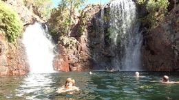 Florence Falls, Litchfield Park, Northern Territory
