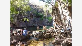 Florence Falls, Litchfield Park Road, Litchfield Park, Northern Territory