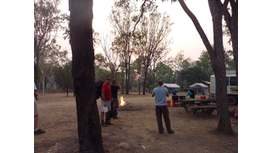Gunlom Campground, Gunlom (Waterfall Creek), Gulung Mardrulk, Northern Territory