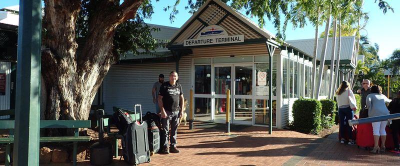 Broome Airport, Broome, Western Australia