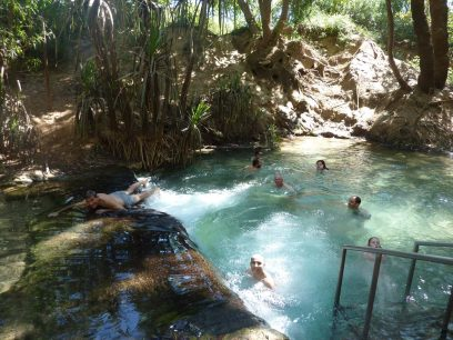 Douglas Hot Springs, Northern Territory