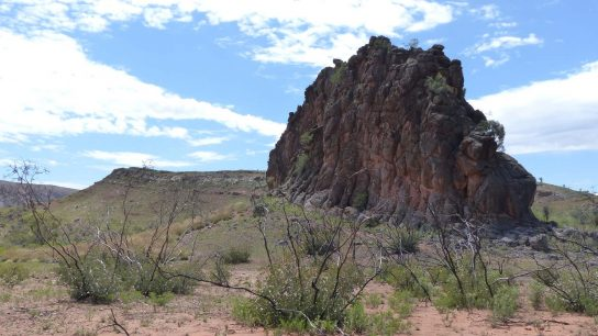Corroboree Rock, Hale, NT