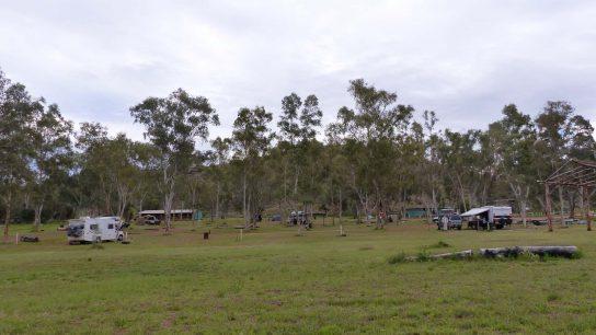 Ross River Resort, Hale, Northern Territory