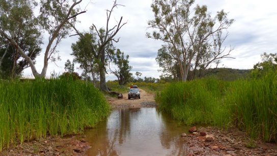 Ross River Resort, Hale, Northern Territory