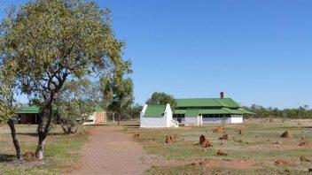 Telegraph Station, Tennant Creek, Northern Territory