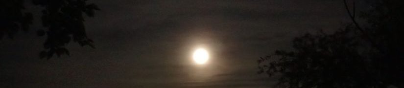 La lune du siècle