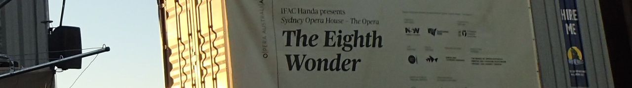 Sydney: Australia Opera House