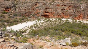 Mandu Mandu Creek, Cape Range National Park, Australie-Occidentale