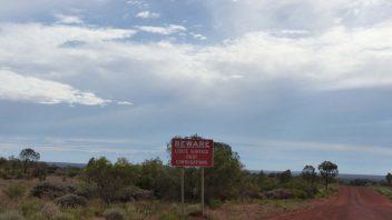 Larapinta Drive, NT