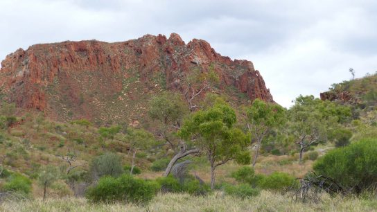 Gosses Bluff Crater, Namatjira, Territoire du Nord