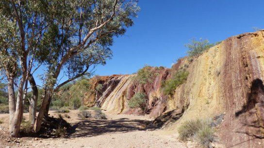 Ochre Pits, Burt Plain, Northern Territory