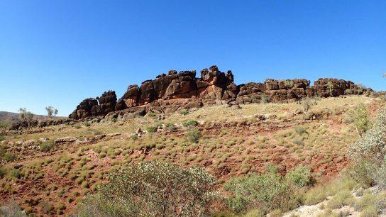 Ellery Creek Big Hole, Namatjira, Northern Territory