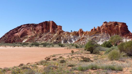 Rainbow Valley Conservation Reserve, Hugh, Northern Territory