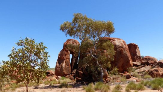 Devils Marbles, Warumungu, NT