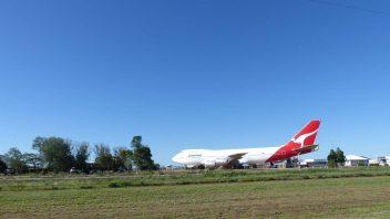 Sur la Matilda Highway (QLD-NSW)