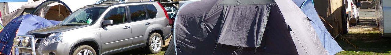 Camping à Canberra
