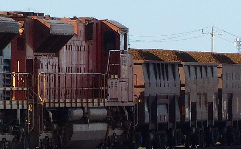 Les trains de l'Ouest
